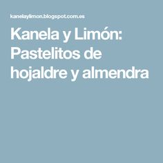 Kanela y Limón: Pastelitos de hojaldre y almendra Chocolate Navidad, Food And Drink, Chocolate Truffles, Sweet Recipes, Pastries, Flaky Pastry, Dinner Rolls, Breads, Apple Cakes