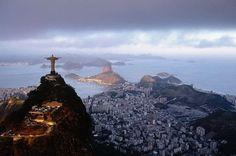 Cristo Redentor, Rio de Janeiro, Brasil
