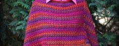 Effortless Chic Poncho ~Free Crochet Pattern!