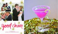 Cosmopolitan Recipe - Holiday Party Cocktail Ideas