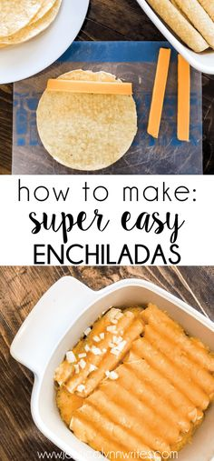 A New Mexico Biscochito Recipe - Jessica Lynn Writes Easy Cheese Enchiladas, Shredded Chicken Enchiladas, New Mexico Biscochitos Recipe, Biscochito Recipe, New Mexican Restaurant, Easy Enchilada Recipe, Mexican Food Recipes, Chili Recipes, Easy Recipes