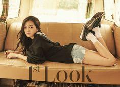 blackpink 1st look Jisoo