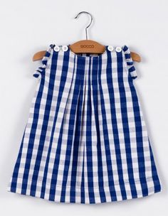 gocco Toddler Fashion, Boy Fashion, Cotton Frocks For Kids, T Baby, Fashion Sewing, Kind Mode, Kids Wear, Pretty Dresses, Baby Dress