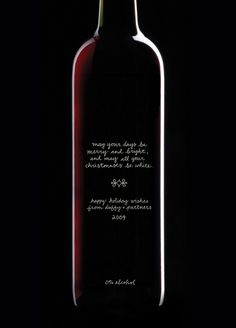 duffy-and-partners-holliday-wine_3 • TheCoolist - The Modern Design Lifestyle Magazine