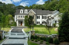 Back Country Greenwich traditional exterior