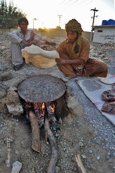 Chappaty ! - Quetta, Balochistan - Pakistan