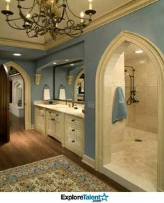 This bathroom is everything!!!