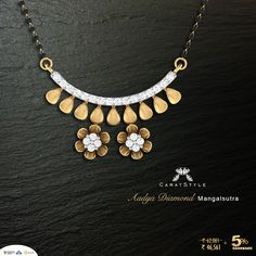 An Auric Personality deserves the beads of commitment and Love.  #diamond #gold…