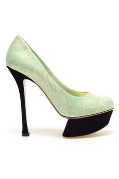 Nicholas Kirkwood Pump...wow if only I could <3