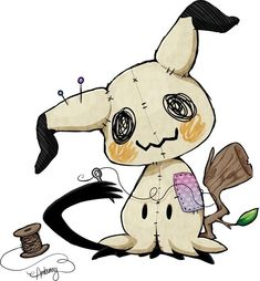 Want to discover art related to mimikyu? Check out inspiring examples of mimikyu artwork on DeviantArt, and get inspired by our community of talented artists. Ghost Pokemon, Pokemon Comics, Pokemon Fan Art, Pokemon Sun, Cute Pokemon, Pokemon Team, Chibi, Little Doodles, Pokemon Pictures