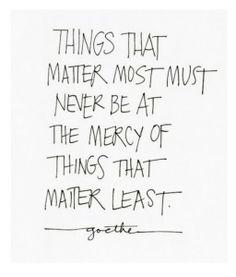 Goethe says. #handlettering.