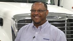 Penske Logistics Truck Driver Earl Taylor Named Trucking Industry Ambassador! You Can Drive for Penske Logistics. Taylor Name, Global Supply Chain, Used Trucks, A Team