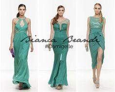 Tre splendide proposte in  verde un colore che rilassa e 8104f5af465