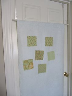 Design Board Ingredients Quilting Room Design Wall Pinterest