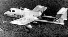 Potez 75. After the Second World War, to have an anti-tank combat aircraft, the French Air Force issued a specification for building a device devoted to this task . Potez 75 was constructed. It made its first flight 10 June 1953 and was immediately recognized as obsolete. So when presented the Potez, the Army Air and the ALT refused.