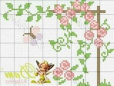 Cross Stitch Baby, Cross Stitch Flowers, Cross Stitch Designs, Cross Stitching, Needlepoint, Embroidery Designs, Alphabet, Kids Rugs, Floral