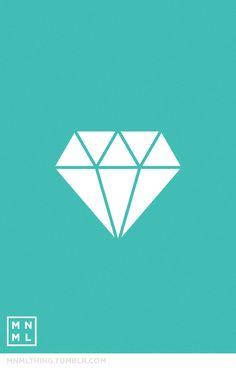 #10 Diamond - MNML THING http://mnmlthing.tumblr.com