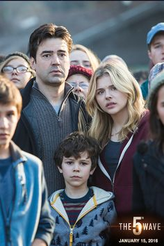 Cassie, Sammy and Oliver make it safely to the camp, but what happens next? | The 5th Wave movie in theaters January 22, 2016 #5thWaveMovie