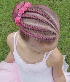 Baby Hairstyles Ideas – Baby and Toddler Clothing and Accesories Box Braids Hairstyles, Work Hairstyles, Little Girl Hairstyles, Pretty Hairstyles, Gymnastics Hair, Girl Hair Dos, Natural Hair Styles, Long Hair Styles, Braids For Kids