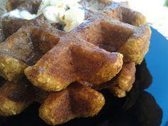 Paleo Pumpkin Waffles – The Foodee Project