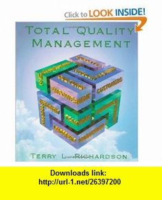 total quality pioneers paper Quality management history, gurus, tqm theories, process improvement, and organizational 'excellence' the history of quality management, from mere 'inspection' to total quality management, and its modern 'branded interpretations such as 'six sigma', has led to the development of essential processes.