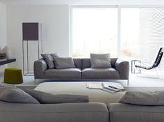 Sofa Frank -B&B Italia - Design by Antonio Citterio.