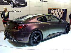 2013 Hyundai Genesis Coupe www.brandonhyundai.com