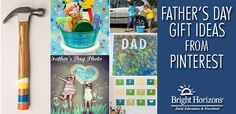 Father's Day Gift Ideas from Pinterest