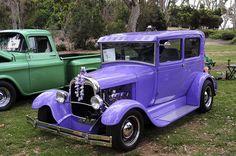 WISTERIA 1929 Ford Tudor Street Rod