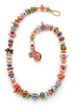 stephanie sersich — happy necklace