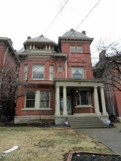 A Chateauesque House On The 1500 Block Of Third Street Many Old