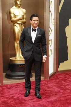 Mario Lopez Oscars 2014