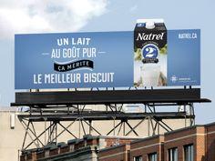 Natrel | Emballage / Packaging |Lancement / Launch |lg2boutique