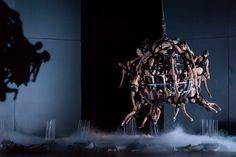 Act III Die Walküre / R. Wagner, Houston Grand Opera, Carlus Padrissa, Director, 2015.