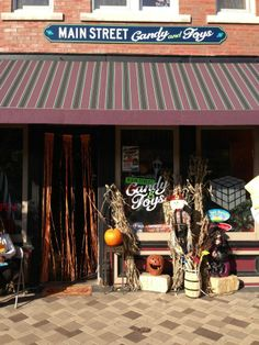 Main Street Candy & Toys, Located in Plainfield Illinois.