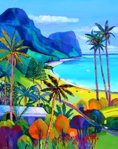 Lord Howe Island by Di Elsden, absolutely stunning