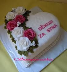 Heart Shapes, Cake Decorating, Anniversary Cakes, Hearth, Birthday Cakes, Desserts, Food, Log Burner, Tailgate Desserts
