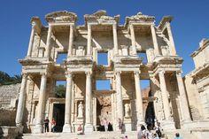 Efeso (Turchia) - Biblioteca di Celso (I sec. d.C.)