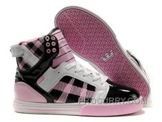 https://www.procurry.com/supra-skytop-high-womens-black-pink-white.html SUPRA SKYTOP HIGH WOMENS BLACK PINK WHITE Only $73.00 , Free Shipping!