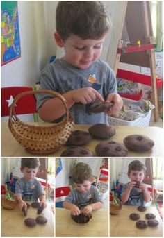 Counting Coconuts: Counting Cookies