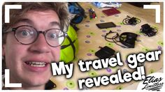 What is my travel gear? What are my essentials? #traveltalktuesday - New tuesday new travel talk. In this #traveltalktuesday I present my essential gear for my travels. This is mostly technical stuff which I use to produce my videos! What I forgot to cover is my phone which is something super essential and there's also my camera which I sadly couldn't film (as I used it). So sorry for the  ----------------------------------------------------------------------------   This Weeks…