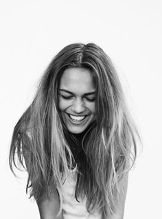 Nice natural smile. #smile #smilemore