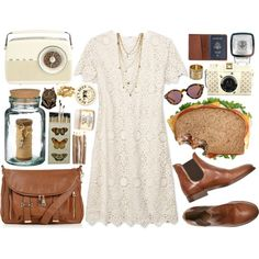 Untitled #163 by lollipop5876 on Polyvore featuring polyvore, fashion, style, Tory Burch, Call it SPRING, Bee Charming, Chanel, Burt's Bees, Lomography and John Lewis