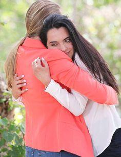 Andrea y Cayetana - Scarlet Gruber & Sonya Smith #tierradereyes Tierra de Reyes