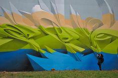Grandes desenhos 3D na arte urbana do italiano Peeta (9)