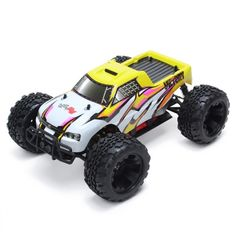 FS Racing 53631 Brushless Monster Truck Description: Length: Width: Height: Wheelbase: The Diameter: Age range: old Power: Motor Motor: 3650 Gear Drive system: Chassis: ESC: Material:. Car Spare Parts, Rc Car Parts, Remote Control Toys, Radio Control, Carros Rc, Brushless Rc Cars, Bevel Gear, Monster Trucks, Trucks For Sale