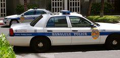 """Honolulu Police, Hawaii - """"Serve and Protect with Aloha"""""""