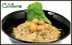 Hummus   Receta Casera de Hummus