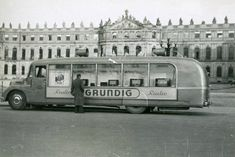 A typical German mobile advertisement, Stuttgart, March Mobile Advertising, German, Ads, March, Photography, Vintage, Postcards, Songs, Stuttgart