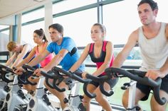 Cycling workouts for